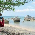 Pesisir Barat Pilihan Baru Wisata di Belitung