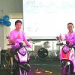 Yamaha Perkenalkan Fino Sambil Rayakan Valentine