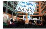 Ratusan Orang Demo Tolak Deportasi Seorang Bayi di Sydney