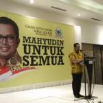 Jika Jadi Ketum Golkar dan Terlalu Sibuk, Mahyudin Mundur dari Pimpinan MPR