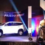 Mitsubsihi Dekati Konsumen Pajero Sport di Pekanbaru