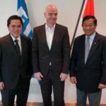Pesan FIFA untuk Sepakbola Indonesia