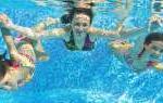 Jangan Sepelekan Kiat Aman Berenang dengan Si Kecil