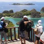 Pianemo? Wow, Betapa Indahnya Bumi Papua...