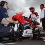 Andi Gilang Siap Berbagi Panggung dengan Pebalap MotoGP di Le Mans