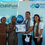 P&G Kucurkan 10 Miliar Liter Air untuk Anak Indonesia