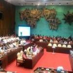 Saat Ruang Rapat Komisi V DPR Dipenuhi Para Pramugari Cantik Lion Air
