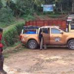 Tiba di Sumatera, Willem Sigar Daki Gunung Tanggamus
