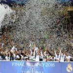 Juara Liga Champions, Madrid Salip Barcelona