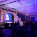 Wakili Jokowi Di Rakernas PAN, Luhut Disambut Sorakan Hadirin