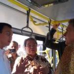 Menanti Tambahan Bus Transjakarta Merek Mercy