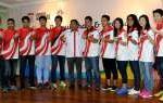 Tim Bulu tangkis Olimpiade Bertolak ke Brasil