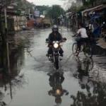 Meninggikan Jalan di Semarang Tidak Bisa Atasi Rob