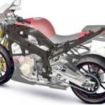BMW Gunakan Serat Karbon untuk Rangka Motor