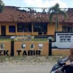 Mapolsek Tabir Dibakar, Polisi Periksa Dua Pelajar