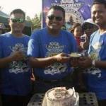 Klub Agya Lepas 100 Tukik di Bali