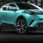 Toyota Resmi Putuskan, C-HR Tanpa Mesin Diesel