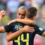 Inter Milan Tertahan di Kandang