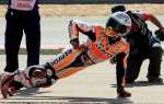 Marquez: Saya Harus Hentikan Rossi!