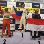 Peslalom Indonesia, Raih Juara Tiga di Taiwan