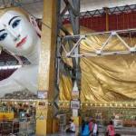 "Jangan Salah, Pose ""Reclining Buddha"" Punya Tiga Arti"