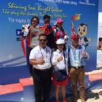 Beach Rowing Persembahkan Medali Emas Pertama untuk Indonesia
