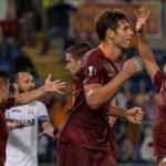 Hasil Liga Europa, Aksi Totti Berbuah 3 Poin Perdana AS Roma