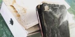 Giliran iPhone 7 Terbakar