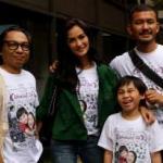 Terantuk dan Terluka, Sinyo Pantang Cengeng di Depan Atiqah Hasiholan