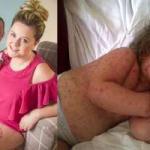 Ibu Ini Buat Tato untuk Semangati Putrinya
