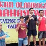 Atlet Renang Pelatnas Ramaikan Pomprov DKI