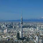 Menikmati Panorama Tokyo dari Ketinggian 634 Meter