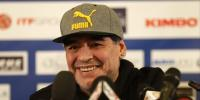 Maradona Bakal Ditunjuk Jadi Duta Napoli