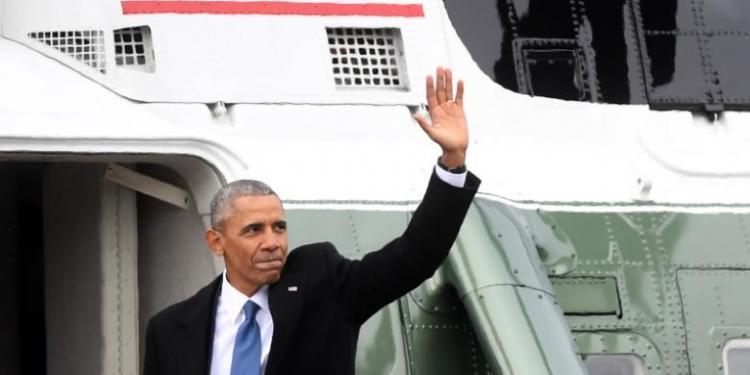 """""""Tweet"""" Pertama Obama Setelah Tak Jadi Presiden AS Dapat Jutaan """"Likes"""""""